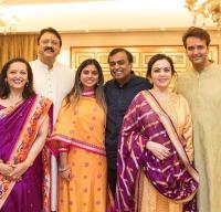 Ambani and Piramal  Isha Ambani And Anand Piramal's Royal And Spiritual Wedding Invite Has 4 Gold Boxes, Check Video article 2018113087110825868000
