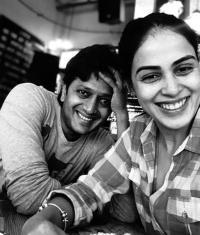 Genelia DSouza and Ritesh Deshmukh
