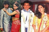 Mithun Chakraborty and Sridevi