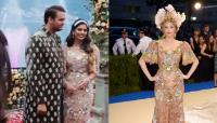 Isha Ambani Engagement Gown  Mukesh Ambani's Family Is 24 Times Richer Than In-Laws Piramals', Their Net Worth Is Unbelievable article 2018926611225240972000