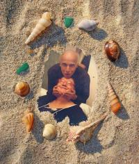 Mahesh Bhatt and Lorraine Bright