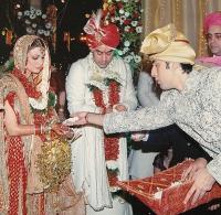 Ranbir Kapoor, Riddhima Kapoor Sahni and Bharat Sahni