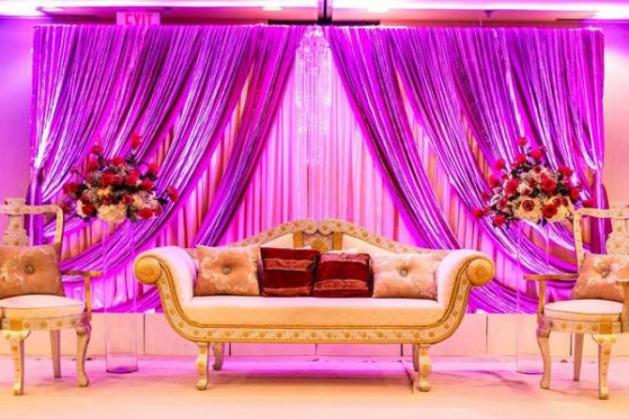 10 Stunning Stage Decor Ideas For Indian Weddings This Season Image Courtesy  Imperial D    cor
