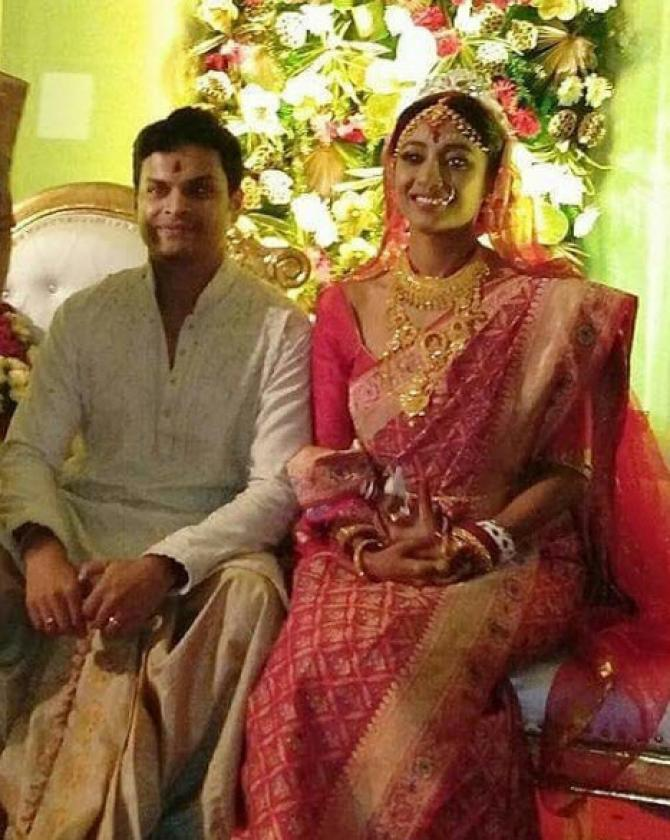 Hate Story Actress Paoli Dam Gets Married To Her Long Time Boyfriend