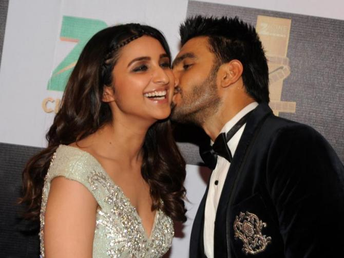 Ranveer Singh and women in his life before Deepika Padukone