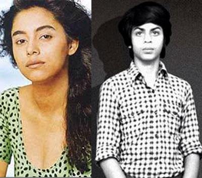 Shah Rukh and Gauri Khan