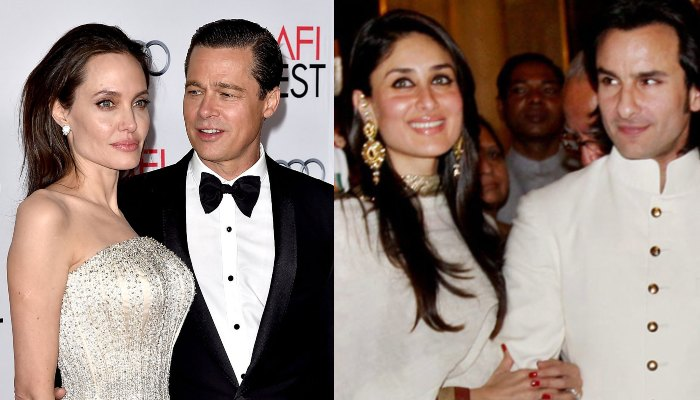 When Brad Pitt reacted to Kareena Kapoor and Saif Ali Khan's comparison with him and his wife, Angelina Jolie