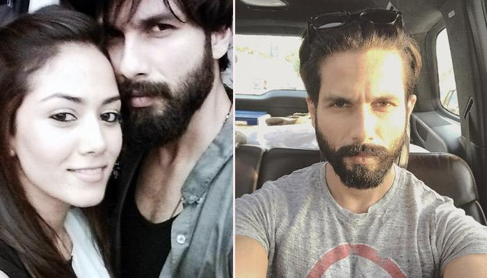 Shahid Kapoor Shares The First Selfie With Daughter Misha And It's Too Cute