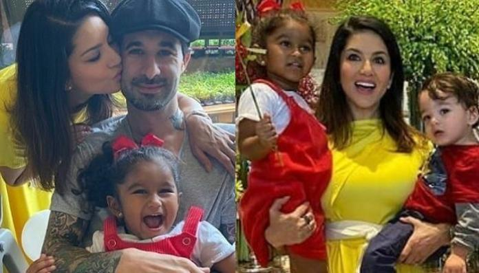 Sunny Leone Makes A Special Promise On Her Daughter, Nisha Kaur Weber's Fifth Birthday
