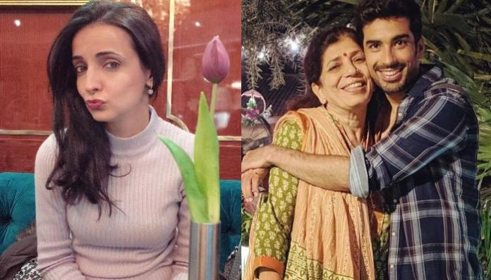 Sanaya Irani Shares A Cute Picture With Her 'Saasu-Ma' On Her Birthday Which Describes Their Bond