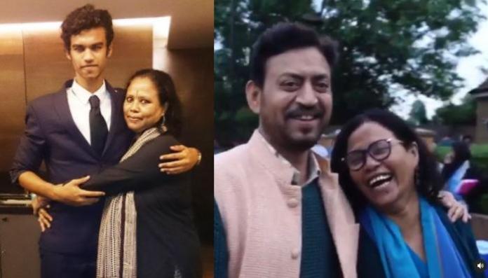 Babil Khan Shares Video Of Her Late Dad, Irrfan Khan Singing 'Mera Saaya' For His Mom, Sutapa Sikdar