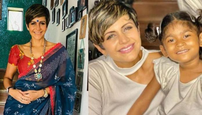 Mandira Bedi Calls Tara Bedi Kaushal Her 'Boo', Shares An Adorable Picture Of Her Little Angel
