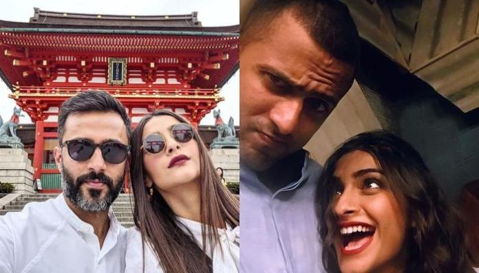 Sonam Kapoor Ahuja Says Her Hubby, Anand Ahuja Is Not A Good 'Instagram Husband', Shares Pictures