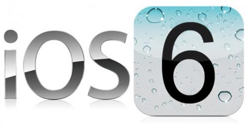 Apple iPhone iOS 6