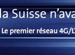 Premier contact avec le réseau 4G de Swisscom – #SC4G
