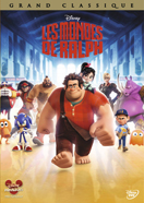 Les Mondes de Ralph en DVD et Blu-ray Disney