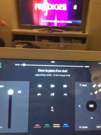 Swisscom TV iPad