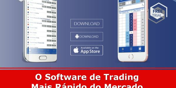 O Software de Trading Mais Rápido do Mercado