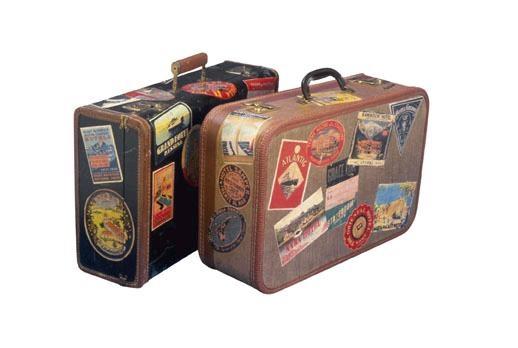 Cuidados com a bagagem na hora de viajar