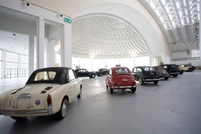 Foto Museu do Automóvel na Itália