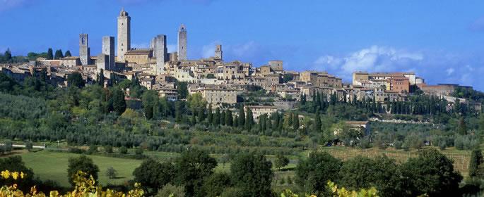 Foto San Gimignano na Itália