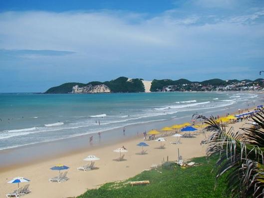 Foto da Praia de Ponta Negra