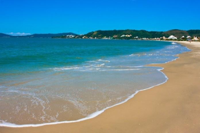 Jurerê uma das melhores praias de Florianópolis