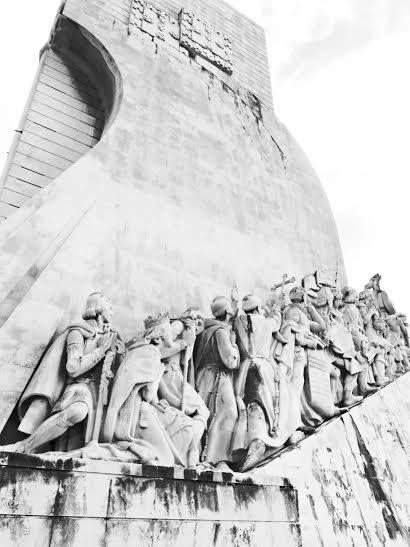 Monumento aos Descobridores em Portugal