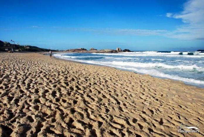 Praia Mole é uma das melhores praias de Florianópolis