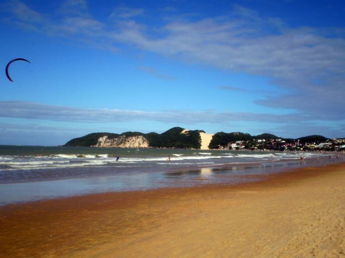 Praia Ponta Negra em Natal