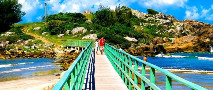 Praia da Armação entre as melhores praias de Florianópolis