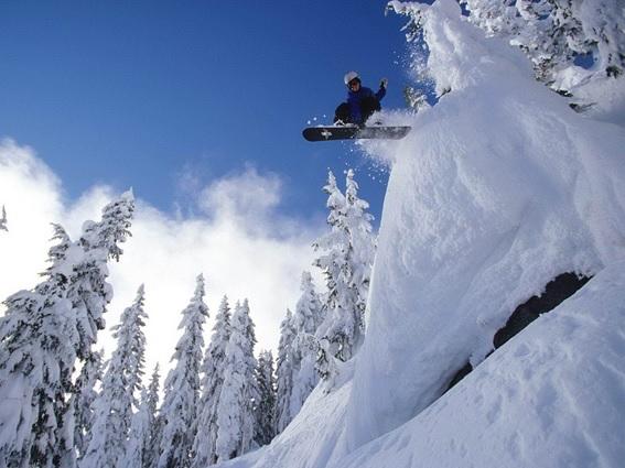 campos de esqui na Nova Zelândia