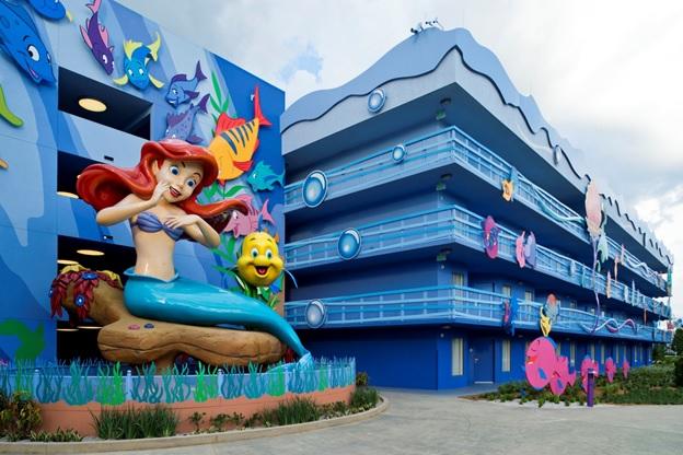 Complexo de parques da Disney