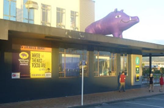 gastronomia na Nova Zelândia