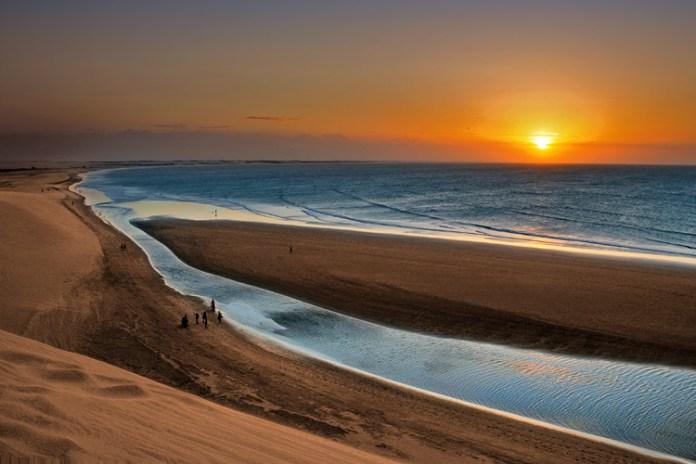 Duna do Pôr do Sol em Jericoacora