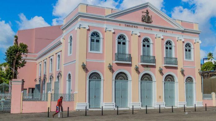 Teatro Santa Rosa, João Pessoa.