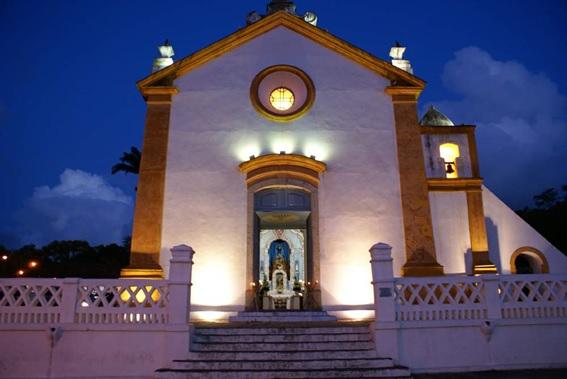 Igreja Nossa Senhora das Necessidades, em Santo Antônio de Lisboa