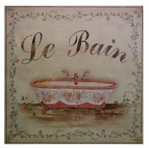 O francês não gosta de tomar banho