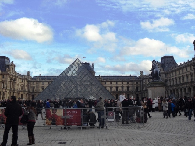 Onde ficar em Paris próximo do Museu do Louvre