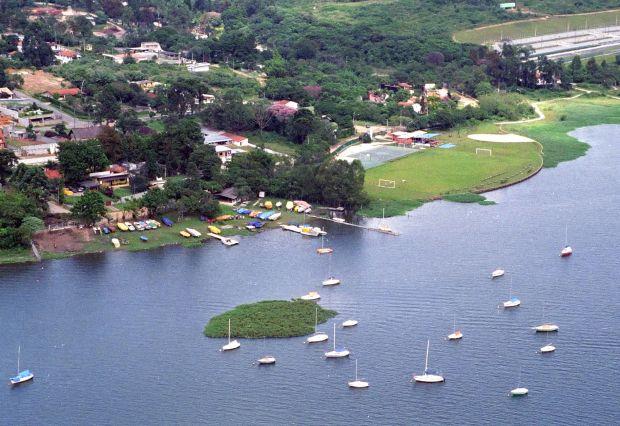 Parque Ecológico do Guarapiranga em São Paulo