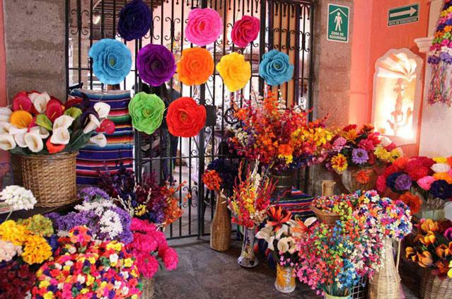 Plaza de San Jacinto na Cidade do México