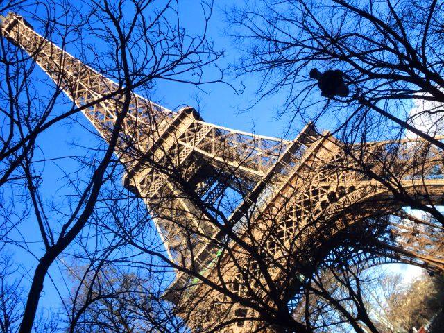 Torre Eiffel Paris Larissa Pinto
