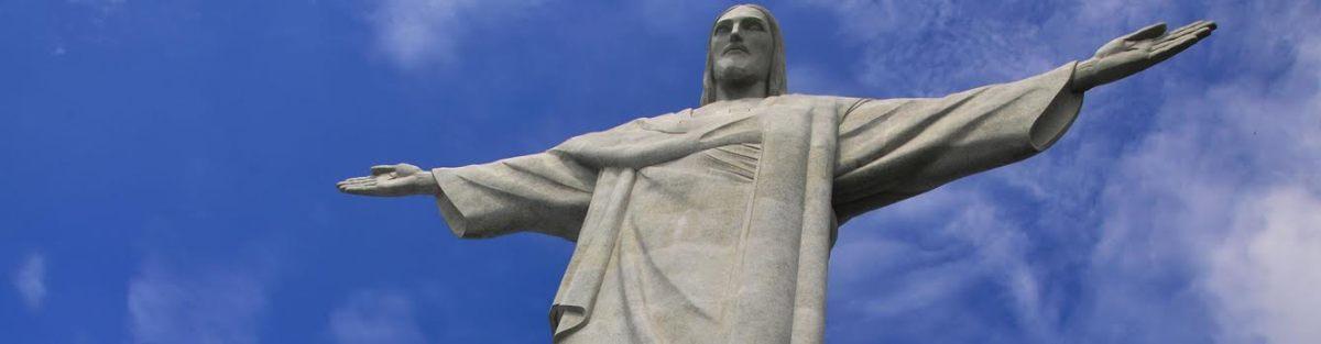 Viajar para conhecer o Cristo Redentor no Rio de Janeiro