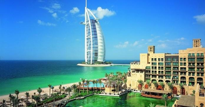 Passagens aéreas para Dubai