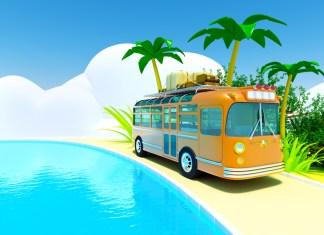 Fretar ônibus é um das três opções seguras para viajar