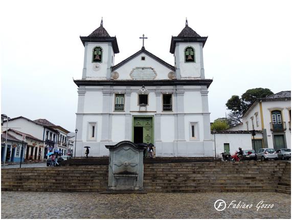 Igreja Matriz de Mariana