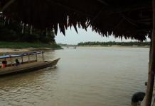Rio Amazonas em Iquitos