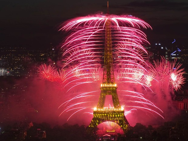 Paris é um dos melhores destinos para viagem em Julho