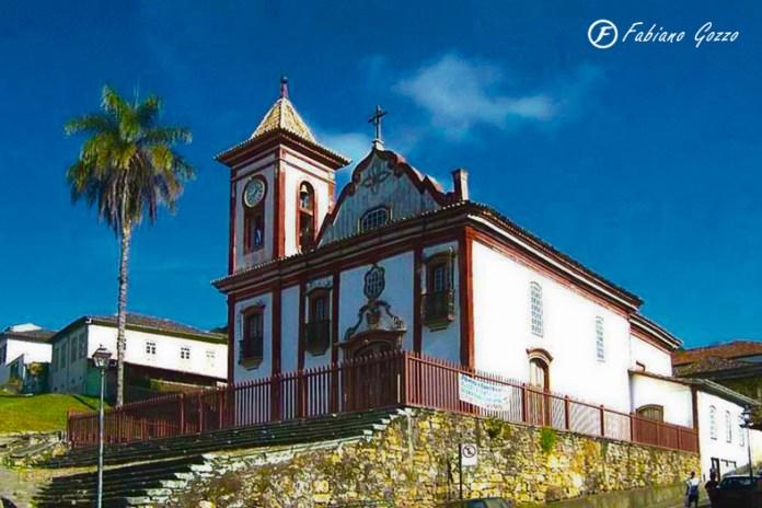 Igreja de São Francisco em Diamantina-MG