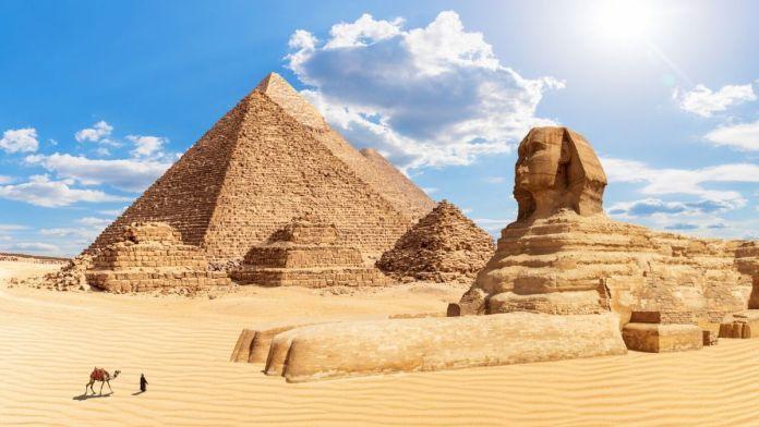 Egito é um dos melhores destinos para viajar em agosto